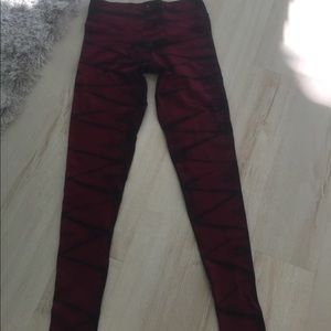 NUX  Pants - No Seam no show super fit legging . Like new. NUX
