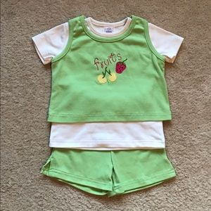 Alely Other - New outfit size 2T.