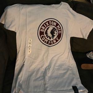 Brixton Other - New Brixton sz L t-shirt