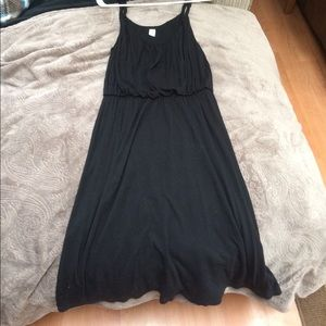 Old Navy Black one length dress