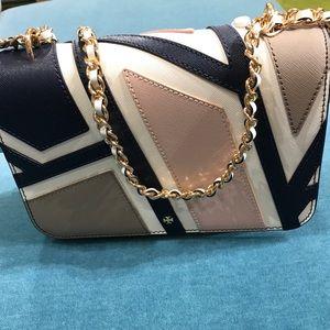 Tory Burch Handbags - Tory Burch Saffiano Leather Bag