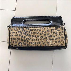 Fashion Express Leopard Clutch Purse - NWT