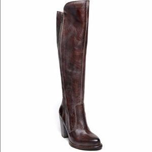Bed Stu Shoes - BED STU TRIGGER OVER THE KNEE BOOTS