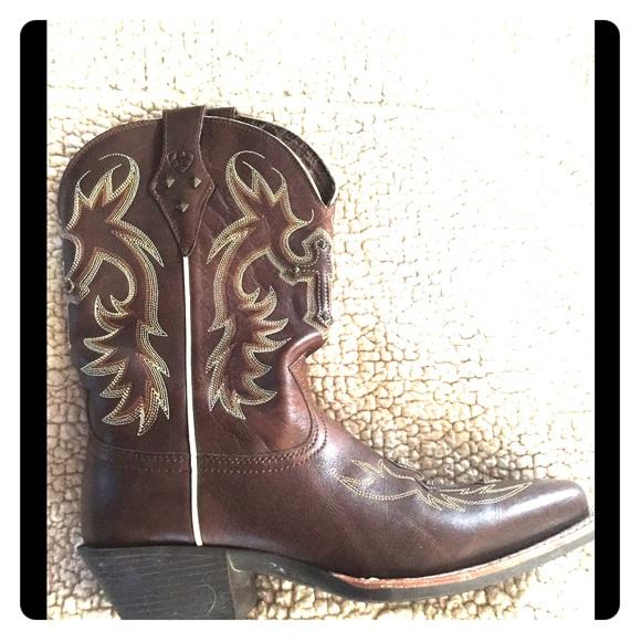41a99f37e69 Ariat Legend Spirit Cowgirl Boots