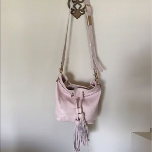 Foley + Corinna Handbags - Folly & Corinna Pink Cross Body