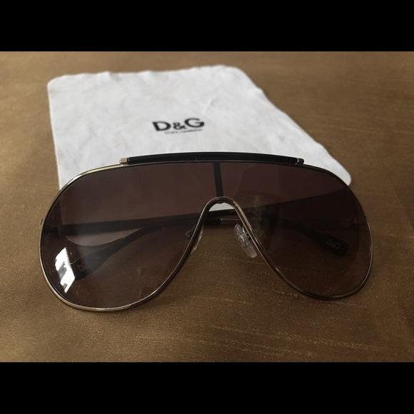 c71ec8a07b60 Dolce   Gabbana Accessories - D G aviator sunglasses  AUTHENTIC