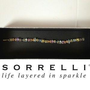 Sorrelli Jewelry - Sorrelli Jewelry Bracelet Classic Multi-CutCrystal