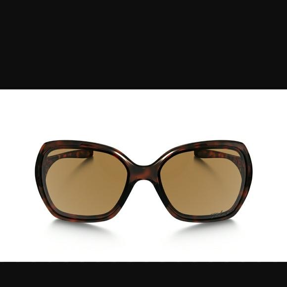 e4be9f3b00 29% off Oakley Accessories - Oakley NIB Overtime Tortoise w Bronze  Polarized from Susie