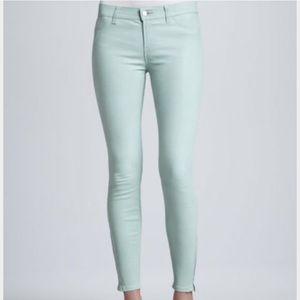 J Brand Denim - 💙J Brand Mint Skinny Jeans 💙