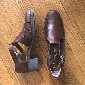 Leather Vintage Shoes