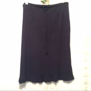 Apostrophe Dresses & Skirts - Apostrophe Navy stretch skirt  S/M