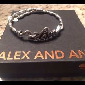 Alex & Ani Jewelry - Alex and Ani bracelet
