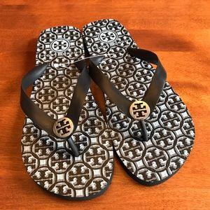 Tory Burch Shoes - NWOT! Tory Burch Flip Flops!