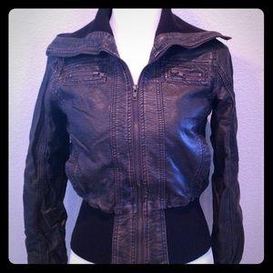 Jackets & Blazers - Aviator Bomber Jacket