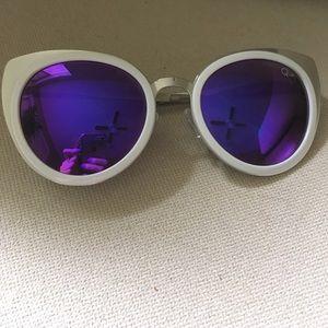 Quay Australia Accessories - Quay Girly Talk Sunglasses