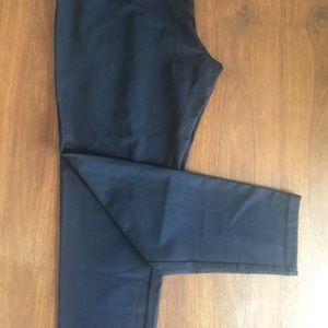 Petite XL Slim Fit Ankle LengthPants/Leggings