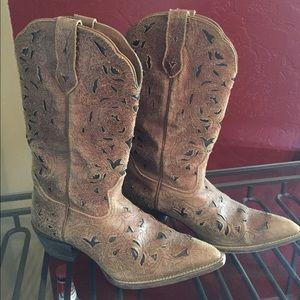 Laredo Shoes - Laredo beautiful cowboy boots worn twice!