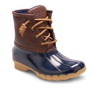 Sperry Shoes - Sperry Women's Saltwater Duck Boot.