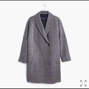 Madewell Jackets & Blazers - Madewell Keaton Cocoon Jacket