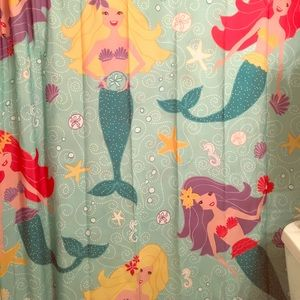 Other - Mermaid Shower Curtain