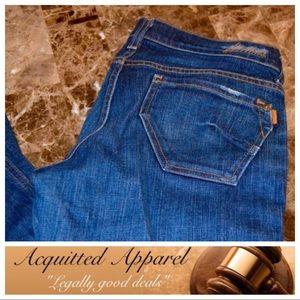 "James Jeans Denim - [James] Jeans Classic Pocket Boot 31"" Inseam"