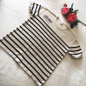 Jean Paul Gaultier Tops - Jean Paul Gaultier striped shirt