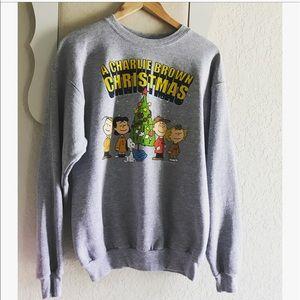 Hanes  Sweaters - Hanes; Charlie Brown Christmas 🎄 Sweater
