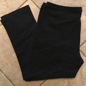 HUE Pants - Hue Black Leggings - Medium