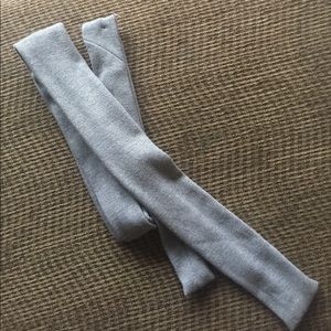 James Campbell Other - James Campbell - Gray Shimmer Jersey Skinny Tie 👔