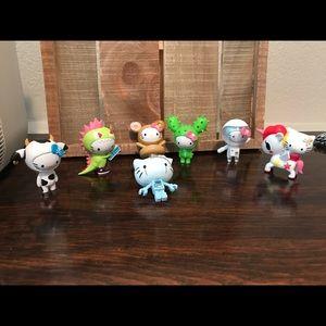 tokidoki Other - Hello Kitty TokiDoki set