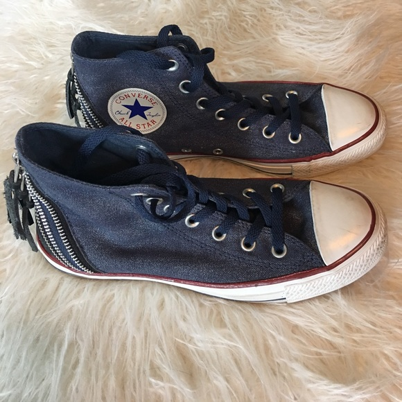 46ff454294ff Converse Shoes - Converse CHUCK Taylor Triple Zip High-Top Sneakers