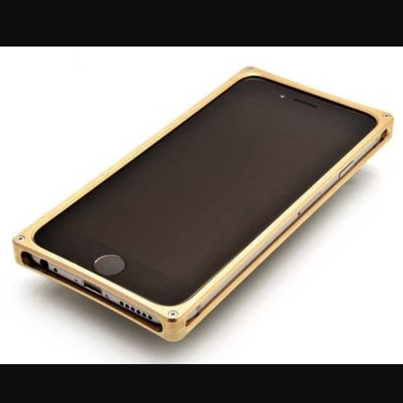 ccafd8d328df exovault Accessories - Brass iPhone case