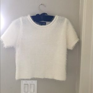 LF Stores Tops - LF Stores Crop Top Trendy and cute!