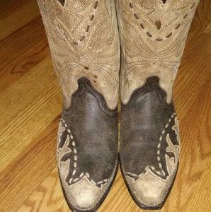 Laredo Shoes - Laredo Cowgirl Boots