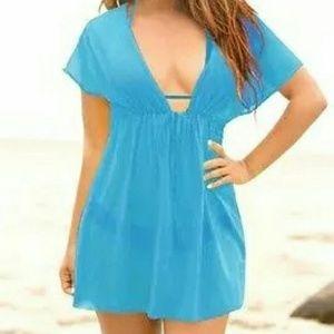 Sexy Women Swimwear Bikini Beach Cover Up Skirt Be