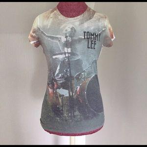 Next Level Tops - Montley Crue Final Tour T-Shirt