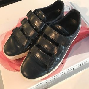 rag and bone velcro sneakers sz 37