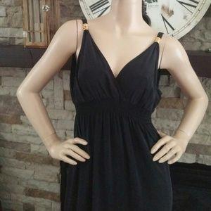 Gerard Darel Dresses & Skirts - Silk Sexy maxi dress