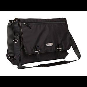 BooPeeDo Ballistic Nylon Diaper Bag