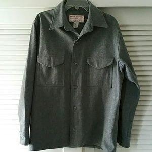 Filson Other - Men's Gray Filson 100% Wool JAC-SHIRT