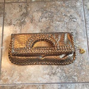 Big Buddha Handbags - Big Buddha Copper Clutch - Beautiful