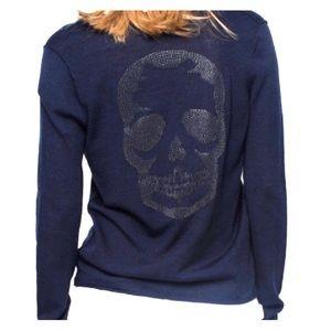 Zadig & Voltaire Tops - NWT Zadig&Voltaire skull sweater