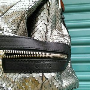 Chloe Bags - Python Chloé Handbags