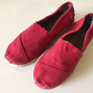 Other - Toms kids size 2
