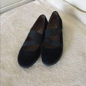 natural soul Shoes - Natural soul black dress shoes