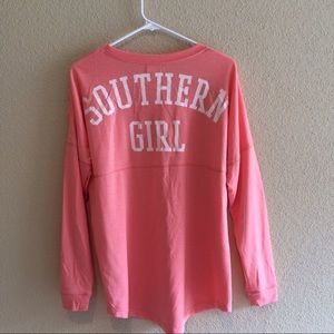 Red Camel Tops - NWOT Southern Girl Sweeper Top