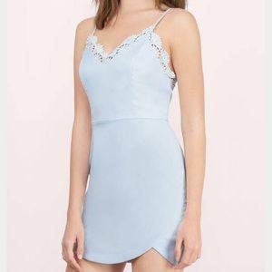 Tobi white lace dress size small!