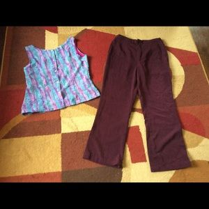 Pants - Women's outfit size Large