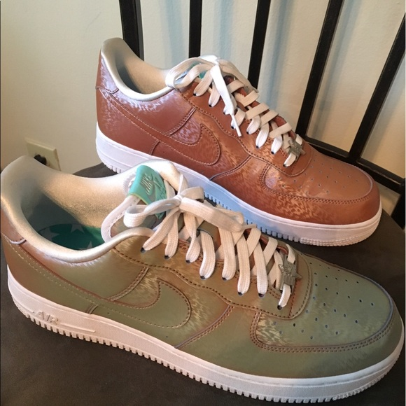size 40 3c6f6 28a80 Nike AF1 Lady Liberty (color changing)