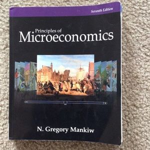 Other - Principles of microeconomics book